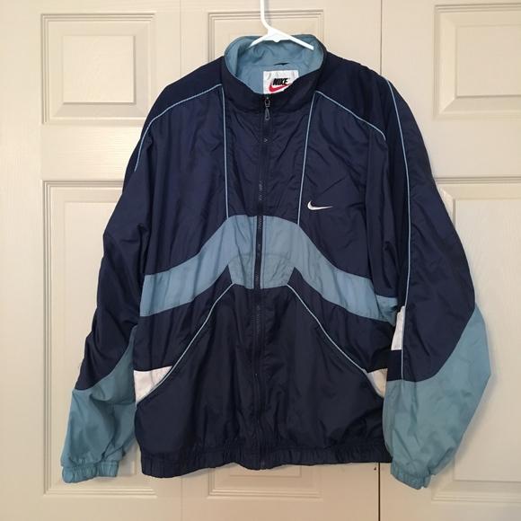 586d9a942 Vintage 90's Nike Windbreaker Jacket Size XXL. M_5ae0b40345b30c8cd22624f7